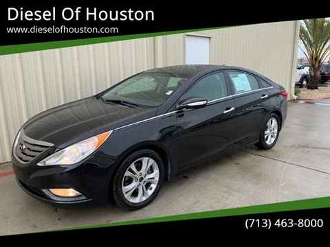2011 Hyundai Sonata for sale at Diesel Of Houston in Houston TX