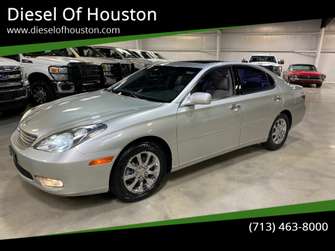 2002 Lexus ES 300 for sale at Diesel Of Houston in Houston TX