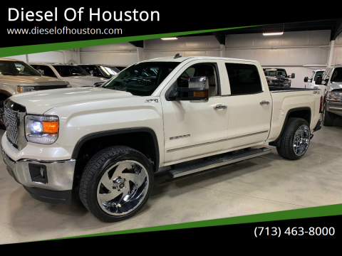 2014 GMC Sierra 1500 for sale at Diesel Of Houston in Houston TX