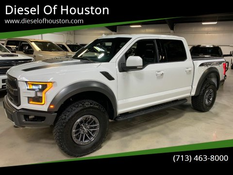 2019 Ford F-150 for sale at Diesel Of Houston in Houston TX