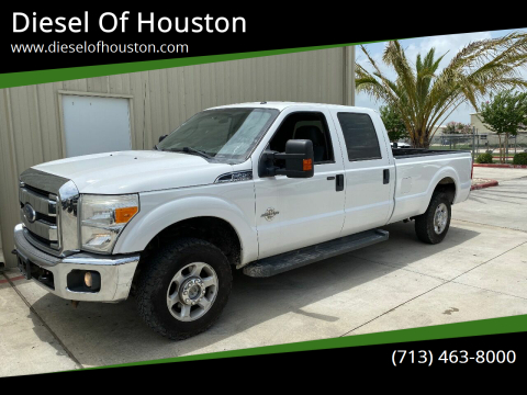 2013 Ford F-250 Super Duty for sale at Diesel Of Houston in Houston TX
