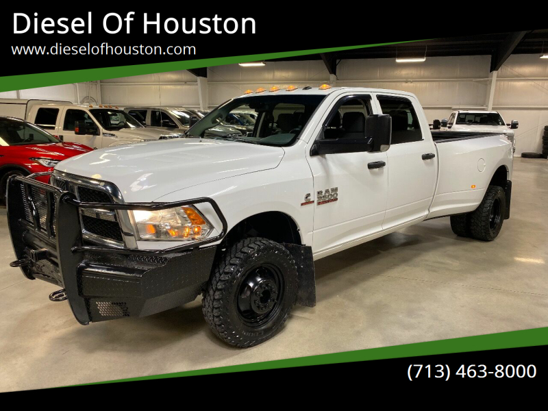 2016 RAM Ram Pickup 3500 for sale at Diesel Of Houston in Houston TX