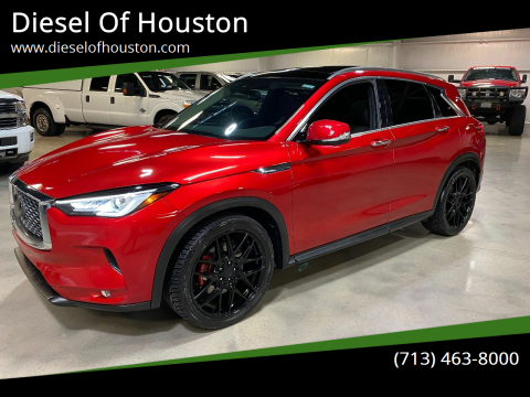 2019 Infiniti QX50 for sale at Diesel Of Houston in Houston TX