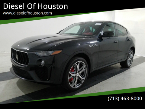 2019 Maserati Levante for sale at Diesel Of Houston in Houston TX