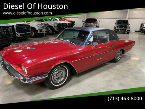 1966 Ford Thunderbird for sale at Diesel Of Houston in Houston TX