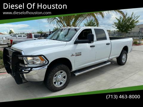 2018 RAM Ram Pickup 2500 for sale at Diesel Of Houston in Houston TX