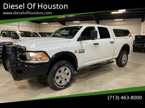 2017 RAM Ram Pickup 2500 for sale at Diesel Of Houston in Houston TX