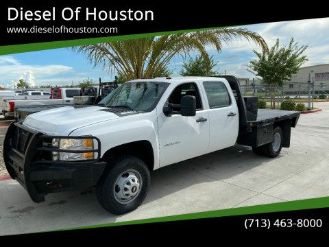 2013 Chevrolet Silverado 3500HD for sale at Diesel Of Houston in Houston TX
