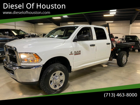 2016 RAM Ram Pickup 2500 for sale at Diesel Of Houston in Houston TX