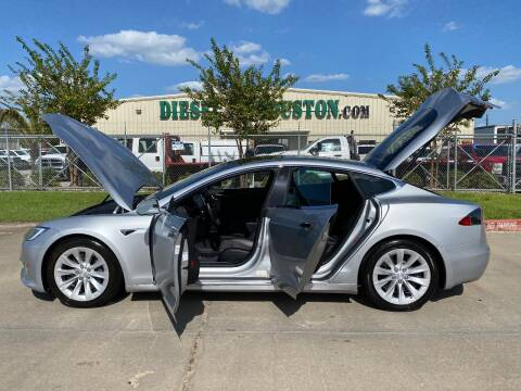 2018 Tesla Model S for sale at Diesel Of Houston in Houston TX