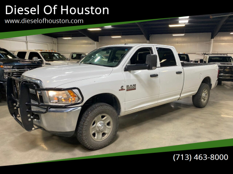 2017 RAM Ram Pickup 3500 for sale at Diesel Of Houston in Houston TX