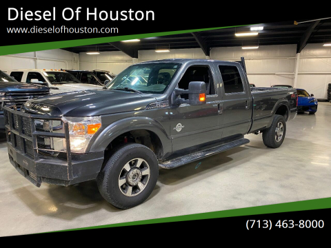 2016 Ford F-350 Super Duty for sale at Diesel Of Houston in Houston TX