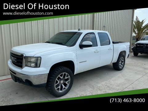 2011 GMC Sierra 1500 for sale at Diesel Of Houston in Houston TX