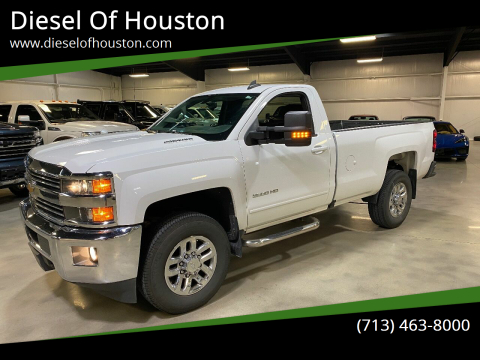 2016 Chevrolet Silverado 3500HD for sale at Diesel Of Houston in Houston TX