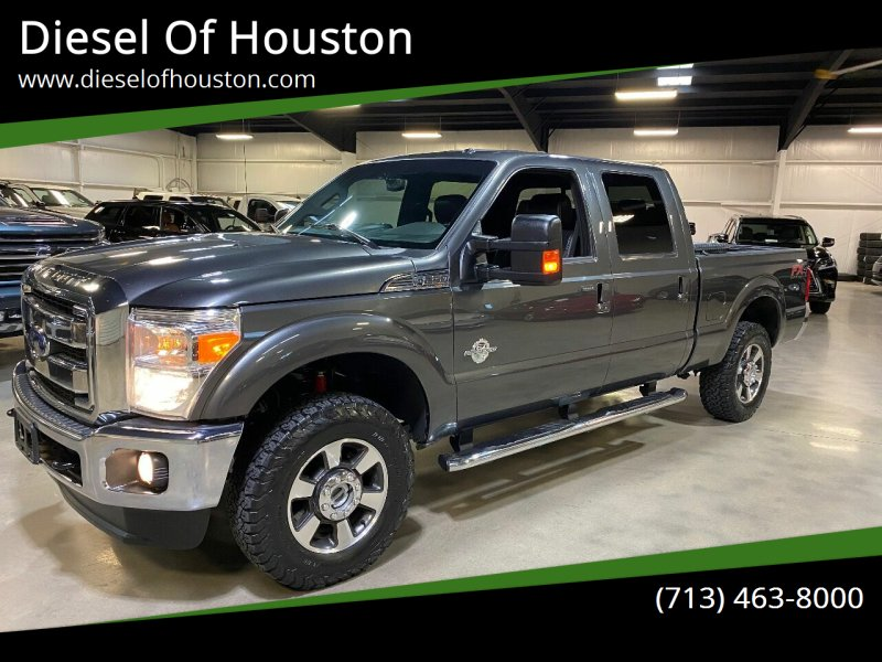 2016 Ford F-250 Super Duty for sale at Diesel Of Houston in Houston TX