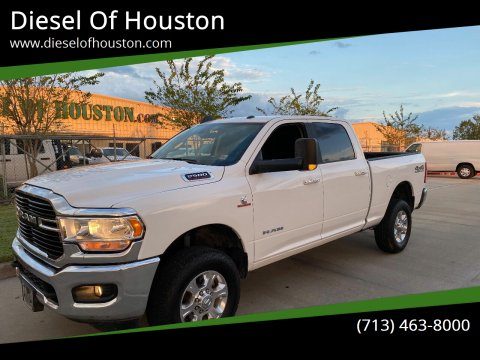2019 RAM Ram Pickup 2500 for sale at Diesel Of Houston in Houston TX