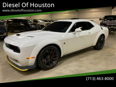 2020 Dodge Challenger for sale at Diesel Of Houston in Houston TX