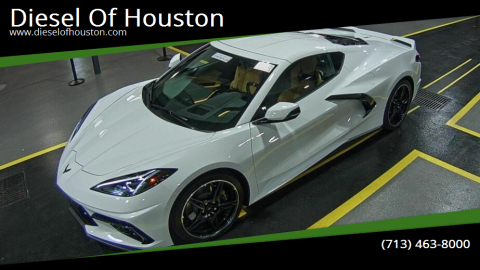 2020 Chevrolet Corvette for sale at Diesel Of Houston in Houston TX