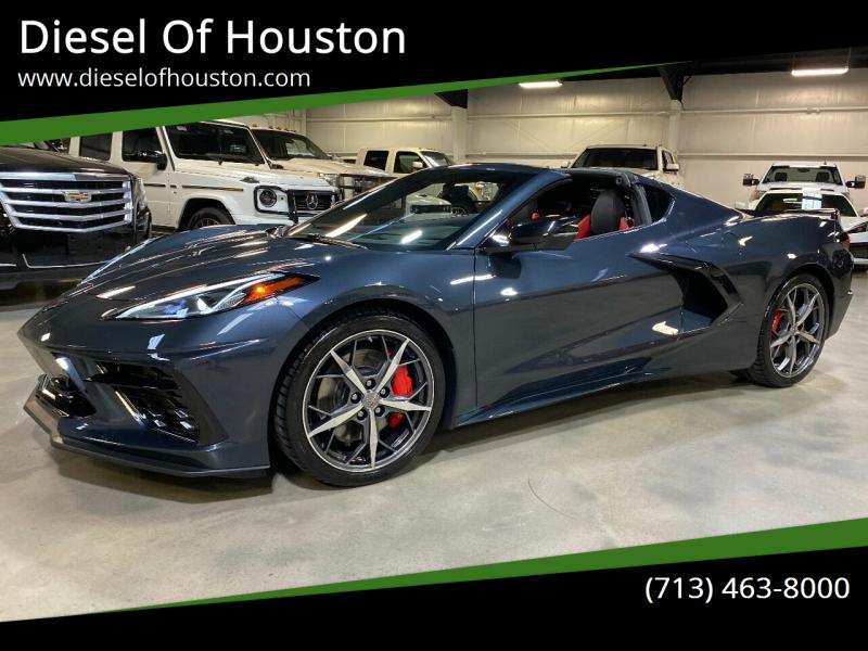 2020 Chevrolet Corvette for sale at Diesel Of Houston in Houston TX