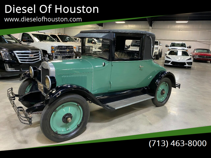 1926 Chevrolet Superior for sale at Diesel Of Houston in Houston TX