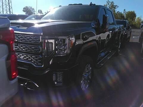 2020 GMC Sierra 2500HD for sale at Diesel Of Houston in Houston TX