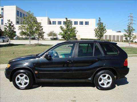 2002 BMW X5 for sale at Diesel Of Houston in Houston TX