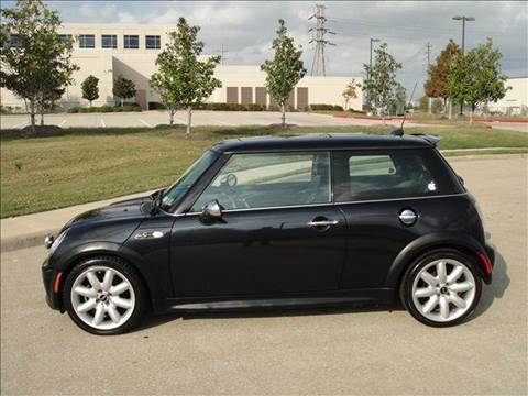 2006 MINI Cooper for sale at Diesel Of Houston in Houston TX