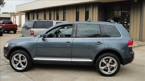 2004 Volkswagen Touareg for sale at Diesel Of Houston in Houston TX