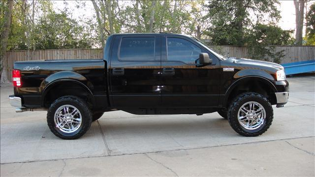 2008 Ford F 150 Fx4 In Houston Tx: 2004 Ford F-150 FX4 LIFT 4X4 SUNROOF In Houston TX