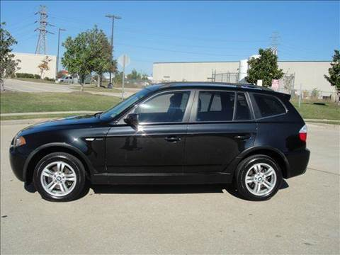 2006 BMW X3 for sale at Diesel Of Houston in Houston TX