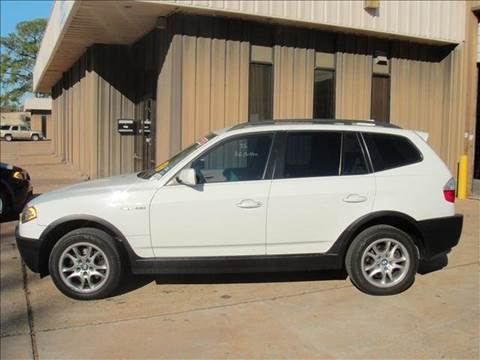 2004 BMW X3 for sale at Diesel Of Houston in Houston TX