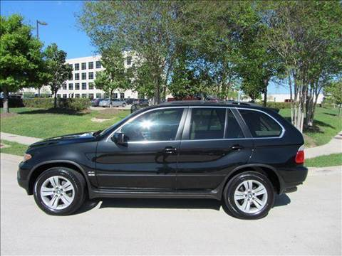 2005 BMW X5 for sale at Diesel Of Houston in Houston TX