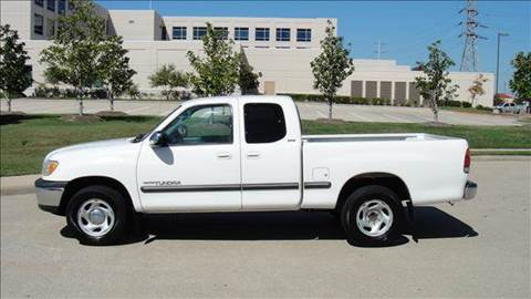 2000 Toyota Tundra for sale at Diesel Of Houston in Houston TX