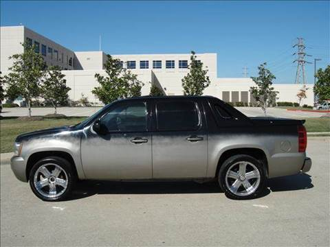 2007 Chevrolet Avalanche for sale at Diesel Of Houston in Houston TX