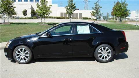 2008 Cadillac CTS for sale at Diesel Of Houston in Houston TX