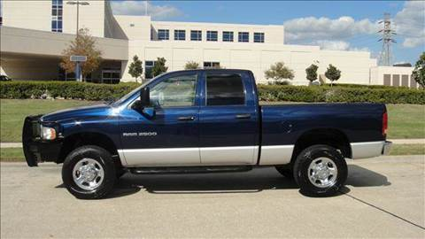 2005 Dodge Ram Pickup 2500 for sale at Diesel Of Houston in Houston TX