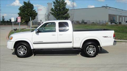 2003 Toyota Tundra for sale at Diesel Of Houston in Houston TX