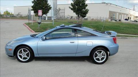 2003 Toyota Celica for sale at Diesel Of Houston in Houston TX