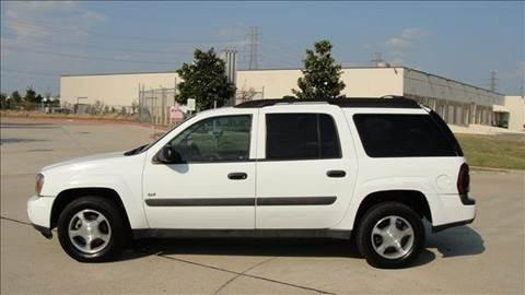 2005 Chevrolet TrailBlazer EXT for sale at Diesel Of Houston in Houston TX