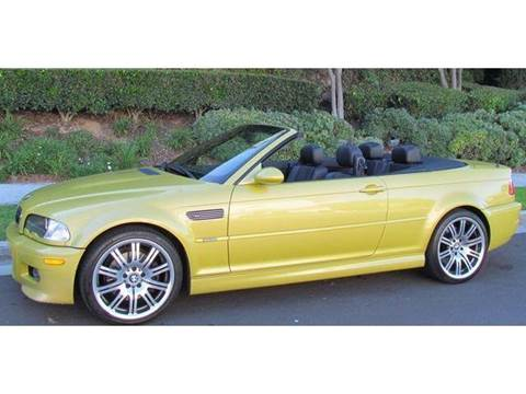 2003 BMW 3 Series for sale at Diesel Of Houston in Houston TX