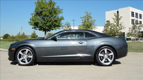 2010 Chevrolet Camaro for sale at Diesel Of Houston in Houston TX