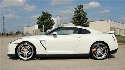 2009 Nissan GT-R for sale at Diesel Of Houston in Houston TX