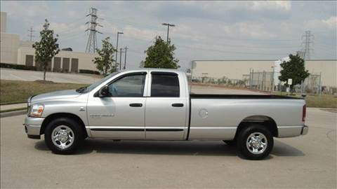 2006 Dodge Ram Pickup 2500 for sale at Diesel Of Houston in Houston TX