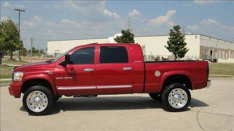 2006 Dodge Ram Pickup 1500 for sale at Diesel Of Houston in Houston TX