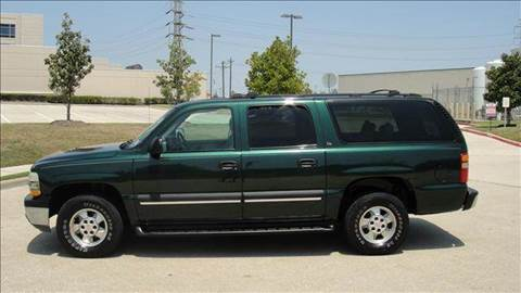 2002 Chevrolet Suburban for sale at Diesel Of Houston in Houston TX