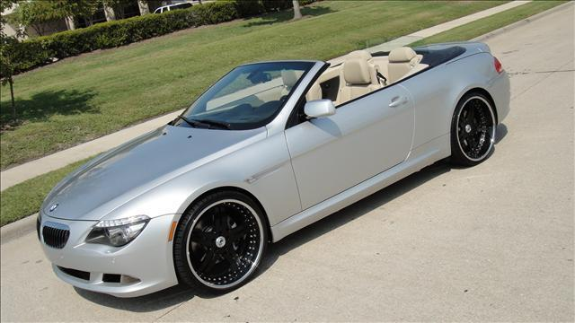 2008 Bmw 6 Series 650i convertible 22s ASANTI In Houston TX - Diesel ...