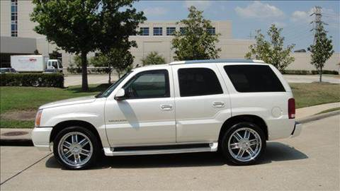 2006 Cadillac Escalade for sale at Diesel Of Houston in Houston TX