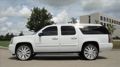 2007 GMC Yukon XL for sale at Diesel Of Houston in Houston TX