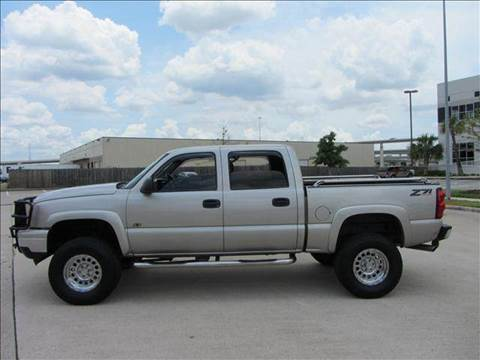 2006 Chevrolet Silverado 1500 for sale at Diesel Of Houston in Houston TX