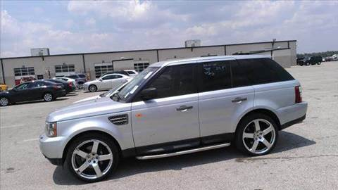 2006 Land Rover Range Rover Sport for sale at Diesel Of Houston in Houston TX
